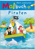 Mein schönstes Malbuch, Piraten
