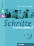 Schritte international - Deutsch als Fremdsprache: Intensivtrainer, m. Audio-CD; Bd.5/6