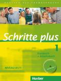 Schritte plus - Deutsch als Fremdsprache: Kursbuch + Arbeitsbuch, m. Audio-CD; Bd.1