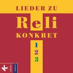 Reli konkret - Unterrichtswerk für katholischen Religionsunterricht - Sekundarstufe I - Zu allen Bänden