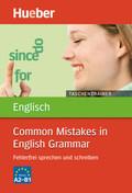 Taschentrainer Englisch Common Mistakes in English Grammar