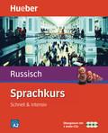 Sprachkurs Russisch - Schnell & intensiv, Übungsbuch m. 3 Audio-CDs