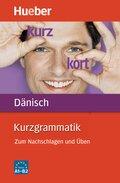 Kurzgrammatik Dänisch