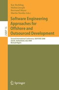 Software Engineering Approaches for Offshore and Outsourced Development