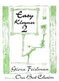 Easy Klezmer, für Klarinette / variable Besetzung - Bd.2