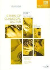 Stars of Classical Guitar, m. Audio-CD - Vol.2