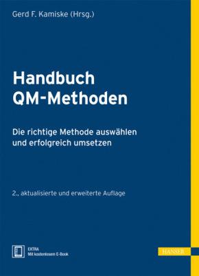 Handbuch QM-Methoden (Ebook nicht enthalten)