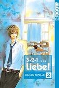 3, 2, 1 Liebe! - Bd.2
