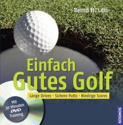Einfach Gutes Golf, m. DVD