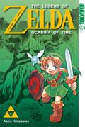 The Legend of Zelda - Ocarina of Time - Bd.1
