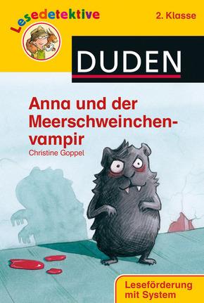 Anna und der Meerschweinchenvampir