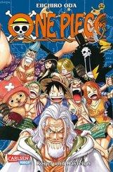 One Piece - Roger und Rayleigh
