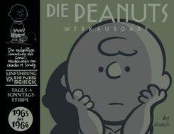 Die Peanuts Werkausgabe - 1965-1966