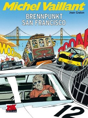Michel Vaillant - Brennpunkt San Francisco