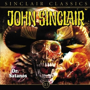 Geisterjäger John Sinclair Classics - Dr. Satanos, 1 Audio-CD