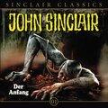 Geisterjäger John Sinclair Classics - Der Anfang, 1 Audio-CD