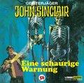 Geisterjäger John Sinclair - Eine schaurige Warnung, 1 Audio-CD