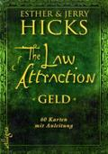The Law of Attraction - Geld, Orakelkarten