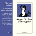 Flattergeist, 1 Audio-CD