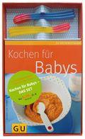Kochen für Babys, m. 6 Wärmesensor-Löffel