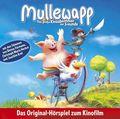 Mullewapp, Das große Kinoabenteuer der Freude, Audio-CD