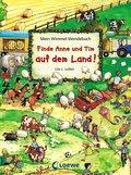 Finde Anne und Tim auf dem Land! - Finde Anne und Tim in der Stadt!