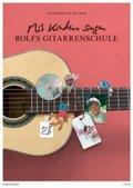 Rolfs Gitarrenschule, m. Audio-CD