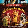 Der fantastische Mr. Fox, 2 Audio-CDs