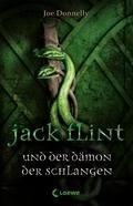 Jack Flint und der Dämon der Schlangen