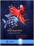 Der Regenbogenfisch entdeckt die Tiefsee, Deutsch-Spanisch - El pez Arcoiris descubre el fondo del mar