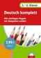Deutsch komplett, 5.-8. Schuljahr