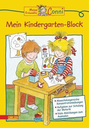 Meine Freundin Conni, Mein Kindergarten-Block