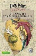 Die Märchen von Beedle dem Barden, Cover von Sabine Wilharm
