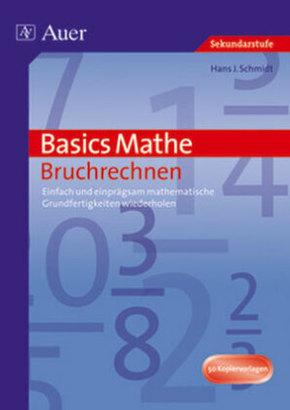 Basics Mathe, Bruchrechnen