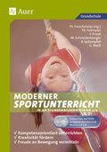 Moderner Sportunterricht in 40 Stundenbildern Klasse 3/4, m. DVD u. Audio-CD