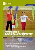 Moderner Sportunterricht in 40 Stundenbildern Klasse 1/2, m. DVD u. Audio-CD