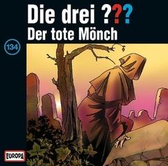 Die drei Fragezeichen - Der tote Mönch, 1 Audio-CD