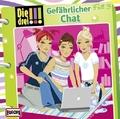 Die drei !!! - Gefährlicher Chat, 1 Audio-CD