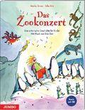 Das Zookonzert, Audio-CD + Buch