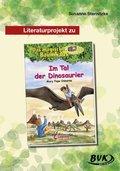 """Literaturprojekt zu """"Im Tal der Dinosaurier"""""""