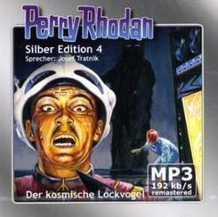 Perry Rhodan, Silber Edition - Der kosmische Lockvogel, remastered