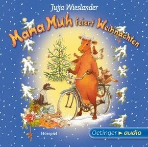 Mama Muh feiert Weihnachten, Audio-CD