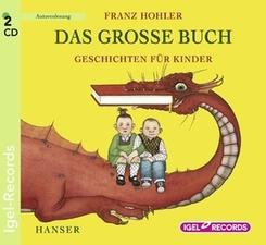 Das große Buch, 2 Audio-CDs