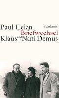Paul Celan - Klaus und Nani Demus: Briefwechsel