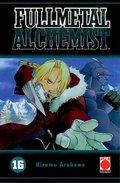 Fullmetal Alchemist - Bd.16