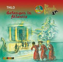 Die magische Insel - Gefangen in Atlantis, 2 Audio-CDs