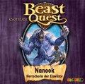 Beast Quest - Nanook, Herrscherin der Eiswüste, Audio-CD