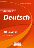 Besser in Deutsch, Gymnasium: 10. Schuljahr