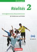 Réalités, Nouvelle édition: Schulaufgabentrainer, m. Audio-CD; Bd.2