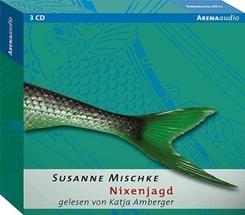 Nixenjagd   ; Arena audio; Deutsch; Audio-CD; Hörbücher; 3 CDs, Laufzeit: 228 Min.